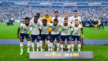 Сборная США стала обладателем Золотого кубка КОНКАКАФ. Видео