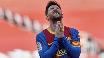 Месси согласовал контракт с «Барселоной» до 2026 года