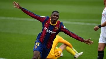 Дембеле и «Барселона» вскоре подпишут новый контракт