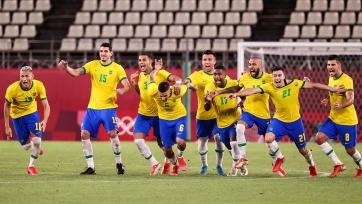 Олимпиада-2020. Бразилия вышла в финал турнира среди мужских дружин