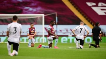 Игроки клубов АПЛ продолжат вставать на колено в знак борьбы с расизмом