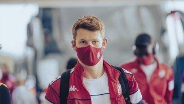 «Монако» уверенно обыграл «Спарту»