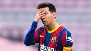 Месси прилетел в Каталонию для подписания контракта с «Барселоной»