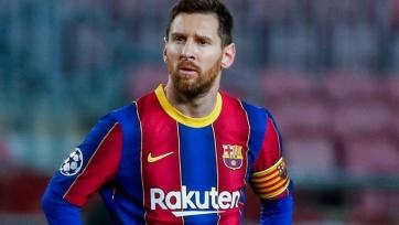 Источник. Новый контракт Месси с «Барселоной» на грани срыва