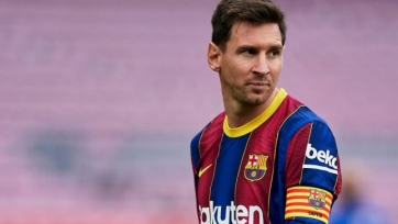 «Барселона» удалила профайл Месси с официального сайта клуба