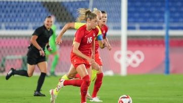 Женская сборная Канады выиграла золото Олимпийских игр по футболу