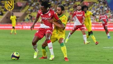 «Монако» и «Нант» дали старт Лиге 1 результативной ничьей