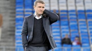 Новым тренером сборной Украины станет Сергей Ребров
