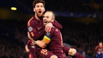 Иньеста обратился к Месси после его ухода из «Барселоны»