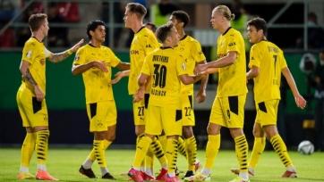 «Боруссия» Дортмунд убедительно стартовала в Кубке Германии