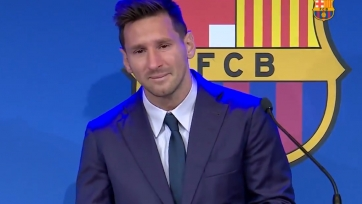 Месси: «Надеюсь, вернусь в «Барселону»