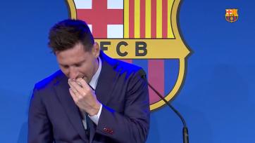 Месси: «Я не был готов к уходу из «Барселоны»