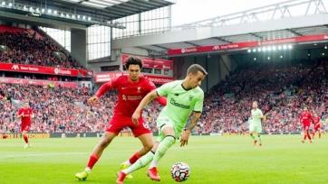 «Ливерпуль» и «Атлетик» сыграли вничью в товарищеском поединке