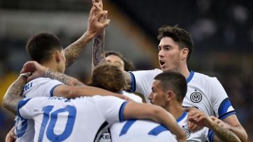 «Интер» обыграл «Парму» в контрольном матче