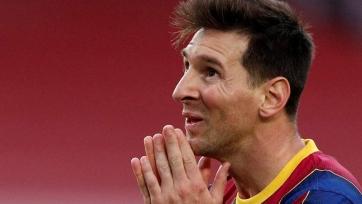 «Барселона» намерена заблокировать подписание контракта между Месси и «ПСЖ»