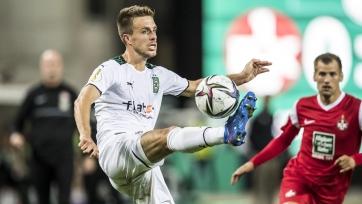 «Боруссия» М и «Хоффенхайм» вышли во 2-й раунд Кубка Германии