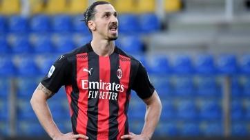 Ибрагимович не поможет «Милану» на старте нового сезона