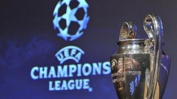 Определились все пары плей-офф раунда Лиги чемпионов