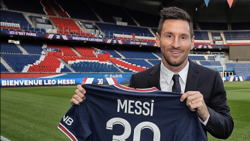 Месси назвал лучшего футболиста в мире на позиции центрального полузащитника