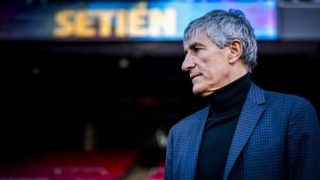 Сетьен: «На моем месте любой тренер потерпел бы неудачу в Барселоне»