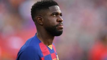 «Бенфика» хочет подписать Умтити, но игрок уходить из «Барселоны» не намерен