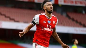 Источник: «Арсенал» готов к продаже Обамеянга