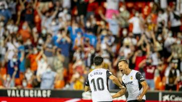 «Валенсия» минимально переиграла «Хетафе», Черышев заработал пенальти
