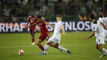 «Боруссия» М – «Бавария» – 1:1. Обзор матча и видео голов