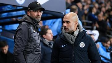 Гвардиола ответил Клоппу на критику трансферной политики «Манчестер Сити»
