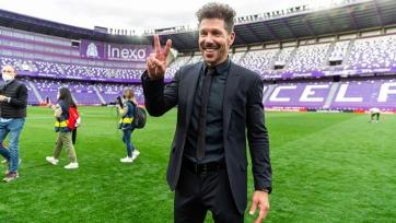 Симеоне: «Атлетико не вел переговоры с Месси»
