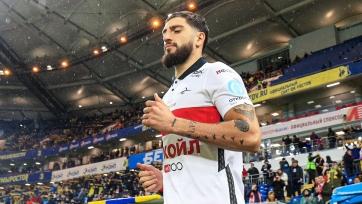 «Спартак» не может продлить контракт с Жиго