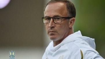 Во вторник, 17 августа, сборная Украины получит нового наставника