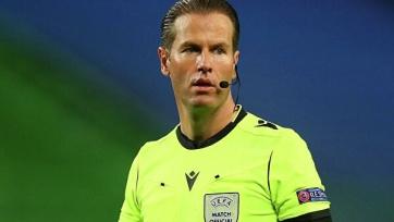 Матч «Монако» – «Шахтер» будет судить скандальный арбитр Евро-2020
