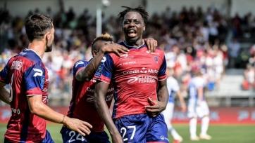 «Клермон» одержал вторую подряд победу в Лиге 1, «Реймс» и «Монпелье» устроили «перестрелку»