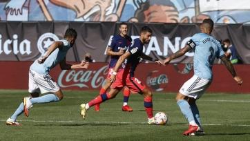 «Атлетико» на выезде одолел «Сельту»