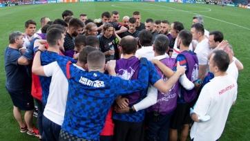 Хорваты огласили состав на сентябрьские матчи отбора на ЧМ-2022