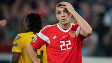 Карпин пояснил невызов в сборную России Дзюбы и Соболева