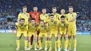 Озвучена расширенная заявка сборной Украины на сентябрьские матчи