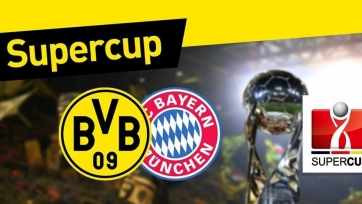 «Боруссия» Дортмунд – «Бавария». 17.08.2021. Где смотреть онлайн трансляцию матча