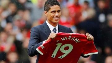 Варан поделился мнением о трансфере из мадридского «Реала» в «МЮ»