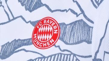 «Бавария» презентовала третий комплект игровой формы на сезон-2021/2022. Фото