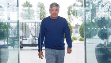 Анчелотти опроверг слухи о желании вернуть Роналду в «Реал»