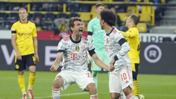 «Боруссия» Д – «Бавария» – 1:3. Обзор матча и видео голов