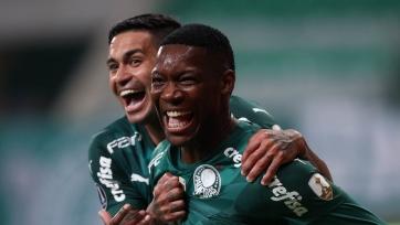 «Палмейрас» вышел в полуфинал Кубка Либертадорес