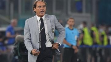 Пирло дал оценку работе Манчини во главе сборной Италии