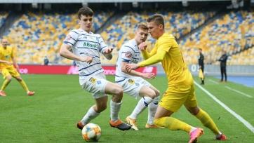 Киевское «Динамо» не смогло одолеть «Ингулец»