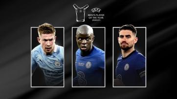 Без Месси и Роналду. УЕФА назвал претендентов на награду лучшему игроку сезона-2020/21