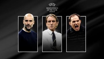 УЕФА объявил претендентов на награду лучшему тренеру сезона