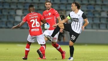 «Санта-Клара» дома одолела «Партизан» в первом матче плей-офф раунда Лиги конференций