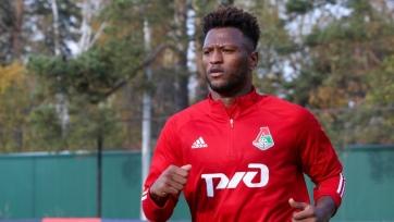 «Локомотив» потерял основного нападающего